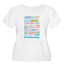 Crocheting Gift T-Shirt