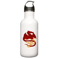 Red Dragon 2 Water Bottle