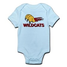 Wildcats Infant Bodysuit