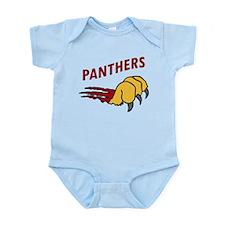 Panthers Infant Bodysuit
