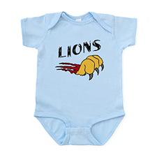 Lions Infant Bodysuit