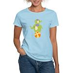 Elephants on a Ball Women's Light T-Shirt