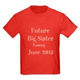 Personalized Big Sister  T
