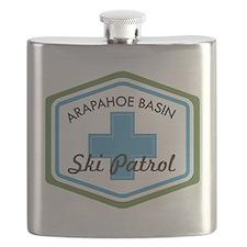 Arapahoe Basin Ski Patrol Flask