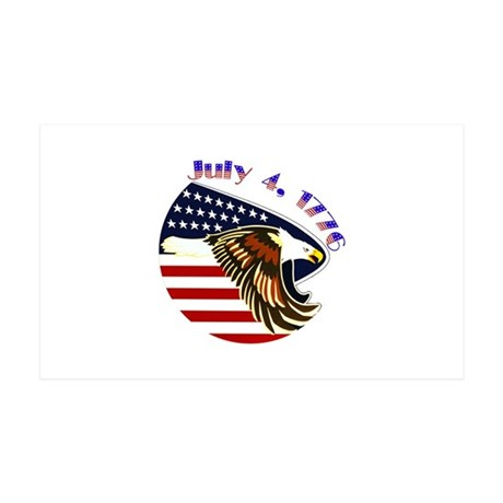 Order Of The Purple Heart 35x21 Wall Decal