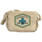 Steamboat Ski Patrol Patch Messenger Bag