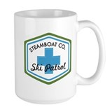 Steamboat Ski Patrol Patch Mug