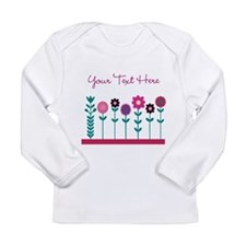 Unique Kids her Long Sleeve Infant T-Shirt