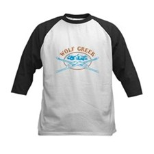 Wolf Creek Crossed-Skis Badge Tee