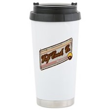 Wolf Creek Mountain Patch Ceramic Travel Mug