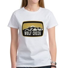 Wolf Creek Sunshine Patch Tee