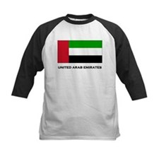 The United Arab Emirates Flag Stuff Tee