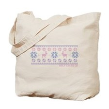 Wolf Creek Fireside Sweater Tote Bag