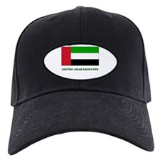 The United Arab Emirates Flag Merchandise Baseball Hat