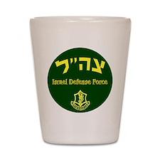 IDF Logo Shot Glass
