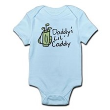 Daddys Lil Caddy Infant Bodysuit