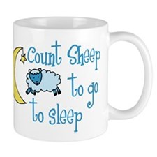 Go To Sleep Mug