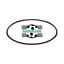 Personalized Soccer Patches