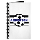 Personalized Soccer Journal