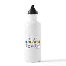 Official Dog Walker Water Bottle