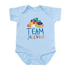 Team Jelly Bean Infant Bodysuit