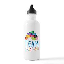 Team Jelly Bean Sports Water Bottle