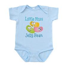 Little Miss Jelly Bean Infant Bodysuit