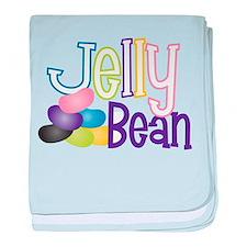 Jelly Bean baby blanket