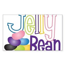Jelly Bean Decal
