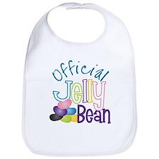 Official Jelly Bean Bib