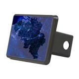 Belgium by night, satellite image - Hitch Cover