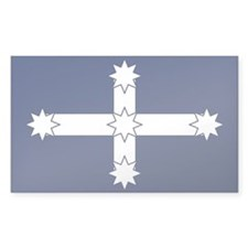 Eureka Flag Of Australia Rectangle Stickers