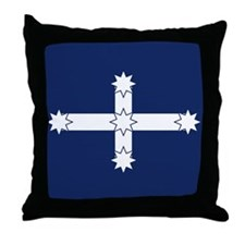 Eureka Flag of Australia Throw Pillow
