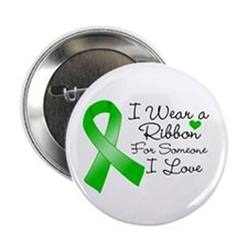 "Ribbon Someone I Love 2.25"" Button (100 pack)"