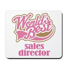 Sales Director (Worlds Best) Mousepad