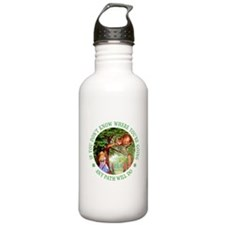 Any Path Will Do Water Bottle