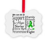 BMT SCT Support Hope Ornament