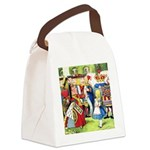 SQ ALICE QUEEN.png Canvas Lunch Bag