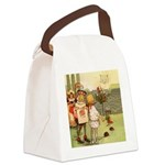 Alice in Wonderland013 SQ.png Canvas Lunch Bag
