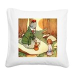 Alice in Wonderland009_SQ.png Square Canvas Pillow