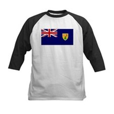 The Turks & Caicos Islands Flag Picture Tee