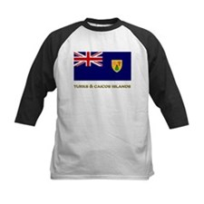 The Turks & Caicos Islands Flag Stuff Tee