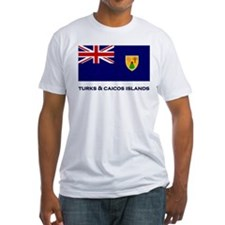 The Turks & Caicos Islands Flag Gear Shirt