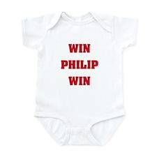 WIN PHILIP WIN Infant Creeper