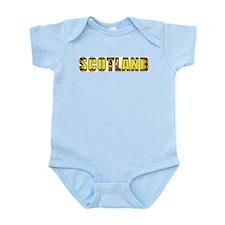 Scotland Royal Banner Infant Creeper