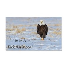 Mad Eagle Car Magnet 20 x 12