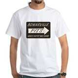 Bonneville Pits Sign-VINTAGE.png Shirt