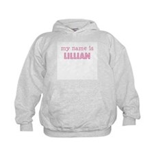 My name is Lillian Hoodie
