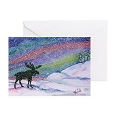 GOD's Promises In Winter Greeting Cards (