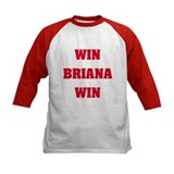 WIN BRIANA WIN Tee